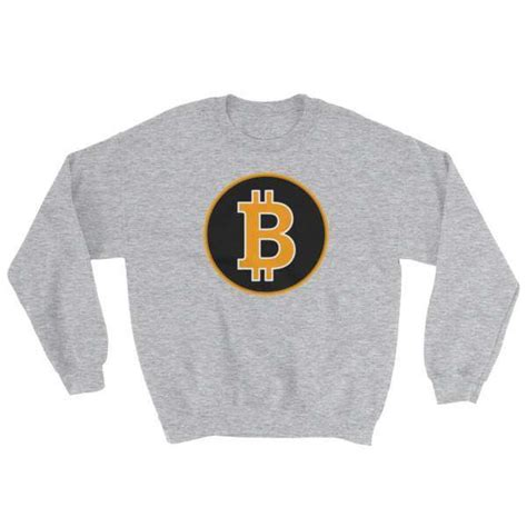 Buy online with bitcoin securely using our secured escrow service with list your items for free and earn bitcoin. Bitcoin Orange Unisex Sweatshirt   Kings of Crypto   Crypto Clothing Store