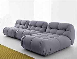 Canapé D Angle Modulable : le canap d 39 angle modulable nuvolone par mimo design group ~ Melissatoandfro.com Idées de Décoration