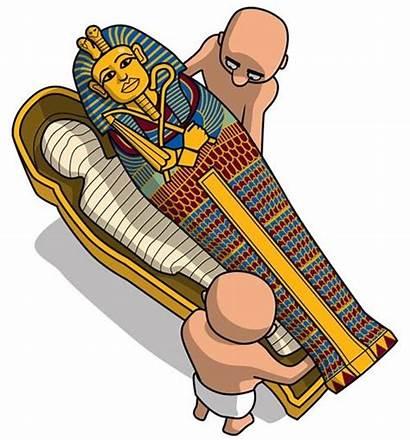 Mummy Mummification Egypt Process Mummies Egyptian Ancient