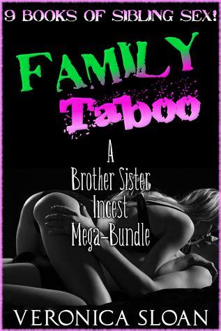 family taboo  brother sister incest mega bundle