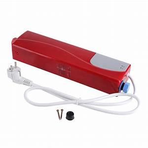 Chauffe Eau Electrique Instantané : 3000w mini chauffe eau instantan lectrique eau stockage ~ Dailycaller-alerts.com Idées de Décoration