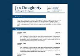CV Resume Templates Functional Resume Template CV Layout Character Fonts Personal Details CV Template Profile Sample Resume Layout 612 X 792 29 Kb Gif Sample Resume Layout 612 X