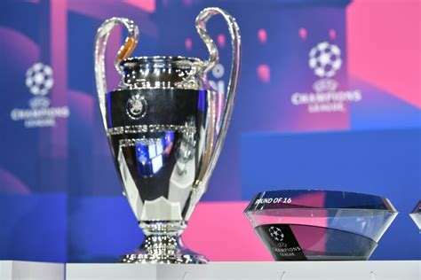 Champions League Round of 16 Draw: Barcelona take on PSG ...