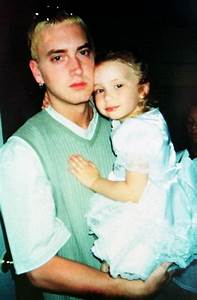 Eminem Watches Secretly as Daughter Hailie Crowned H ...