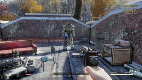 point pleasant power armor fallout  wiki guide ign