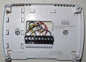 Honeywell Thermostat Rth6350 Wiring Heat Pump