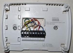Honeywell Thermostat Rth6350 Wiring Heat Pump