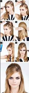 Step By Step Easy Hairstyles Instruction For Long|Medium ...