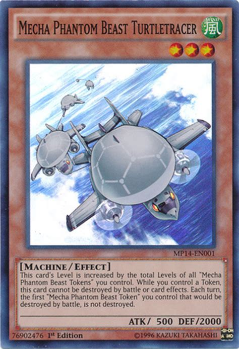 Mecha Phantom Beast Deck Link Format by Mecha Phantom Beast Turtletracer Yu Gi Oh Fandom