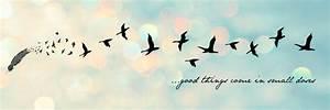 Titelbilder Facebook Ideen : good things come in small doses wallpaper pinterest ~ Lizthompson.info Haus und Dekorationen