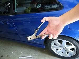 Sidemarker Install  96-00 Civic