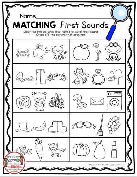 teaching  sounds complete unit  freebies