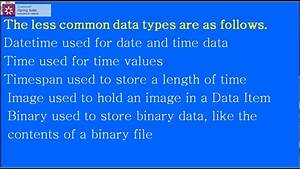 Data Item Stage Blue Prism Rpa Process Studio 1007 Blue