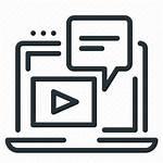 Marketing Icon Advertising Digitalni Icons Laptop Transparent