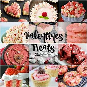Easy Valentine Treats To Share The Love + Funtastic Friday ...