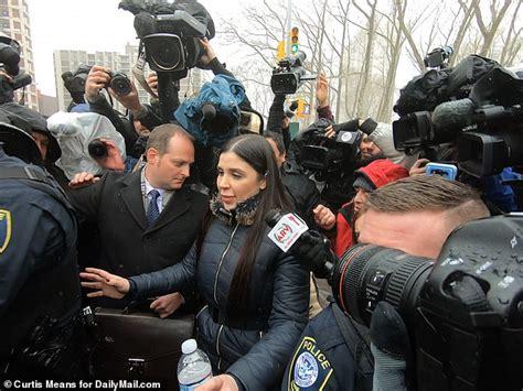 How arrest of El Chapo's wife Emma Coronel Aispuro could ...