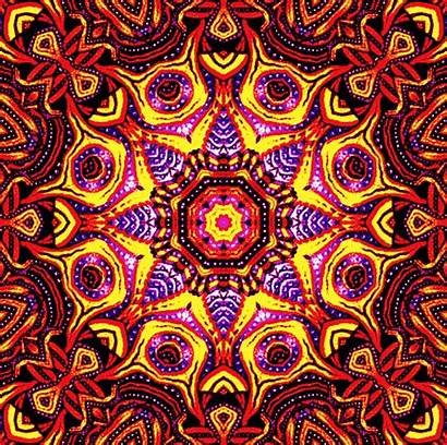 Trippy Psychedelic Gifs Acid Pattern Fractal Imagenes