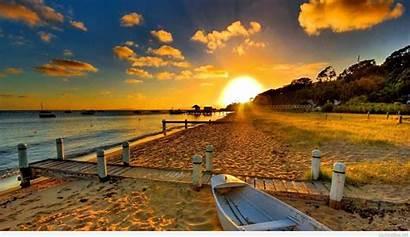 Summer Desktop Sunset Wallpapertag