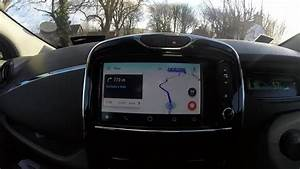 Enabling Android Auto On Rlink In A Renault Zoe