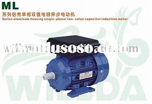 Two Value Capacitor Motor Wiring Diagram  Two Value Capacitor Motor Wiring Diagram Manufacturers