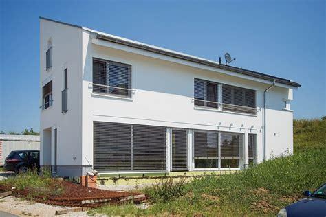 Modernes Pultdachhaus Neunkirchen Am Brand Lämmlein