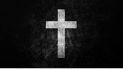 Cross In A Black Backgroiund Hd Cross Wallpapers Hd