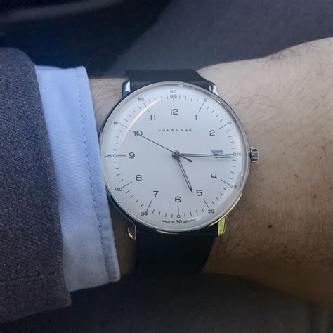 Max Bill By Junghans by Junghans Max Bill You Ve Seen Many Photos Of Max Bills
