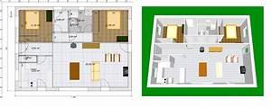 plan petite maison 2 chambres sympathique petite maison With plan petite maison 2 chambres