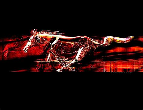 Ford Mustang Emblem Wallpaper by Awesome Ford Mustang Cool Wallpapers Best Background