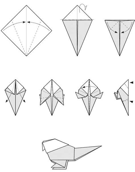 origami fuchs anleitung origami anleitungen pen n paper origami origami anleitungen und origami v 246 gel