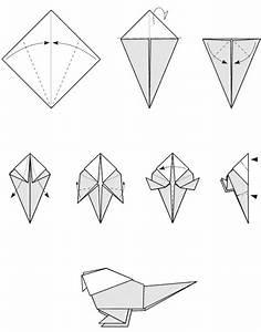 Origami Kranich Anleitung : origami anleitungen pen 39 n 39 paper ~ Frokenaadalensverden.com Haus und Dekorationen