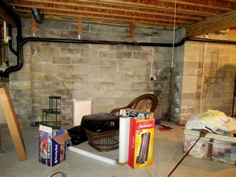 Quality 1st Basement Systems Basement Waterproofing Wet