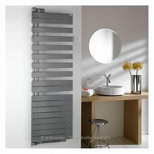 Radiateur Seche Serviette Avec Soufflerie : seche serviette electrique thermostat gauche ~ Premium-room.com Idées de Décoration