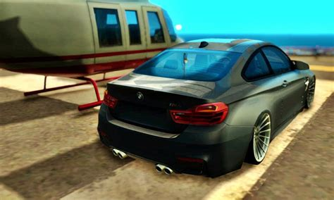 Bmw M4 Coupe Modification by Gta San Andreas Bmw M4 Mod Gtainside