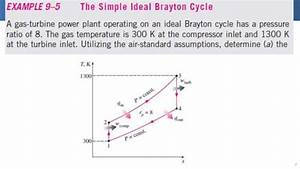 Lecture 6   Brayton Cycle