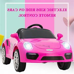 6v Kids Ride On Cars Electric Suspension Battery