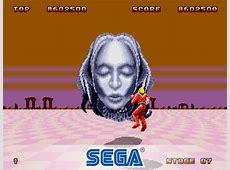 Nuevo juego gratuito en Sega Forever Space Harrier II Classic