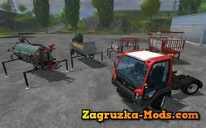 Linder DLC for Farming Simulator 2013 » Zagruzka-Mods com