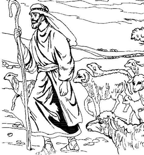 Jezus Goede Herder Kleuters Kleurplaat by Imagenes Cristianas Para Colorear Dibujos Para Colorear