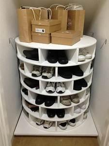 Schuhschrank Selbst Bauen : schuhregal selber bauen ein drehbares modell mit anleitung schuhregal selber bauen diy ~ A.2002-acura-tl-radio.info Haus und Dekorationen