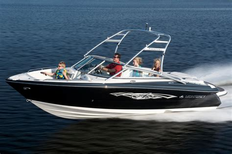 Used Monterey Boats For Sale In Ohio by Monterey 224fs Boats For Sale In United States Boats