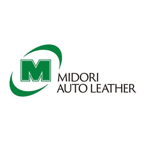 tmv midori auto leather branding website design