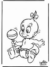 Coloring Pages Newborn Popular sketch template