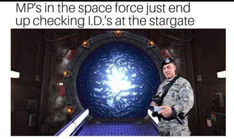 P.T. in space?: Online jokes target Space Force - News ...