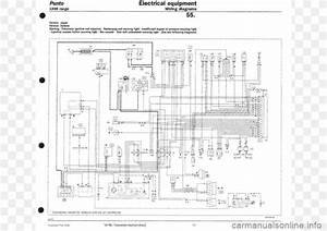 Fiat Panda Wiring Diagram Fiat Punto  Png  960x679px  Fiat  Area  Artwork  Black And White