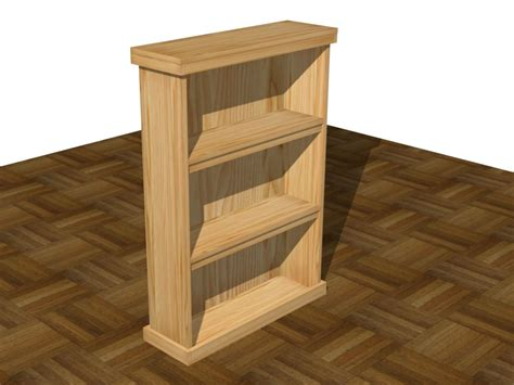 make a desk out of bookshelves how to build wooden bookshelves 7 steps with pictures
