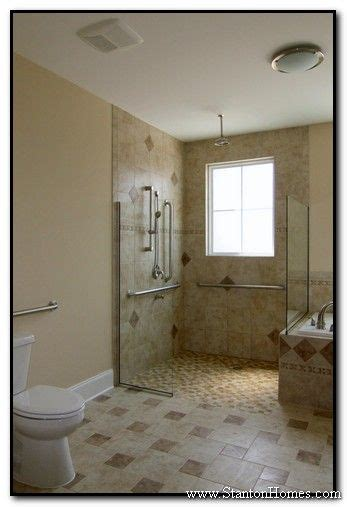 Handicapped Bathroom Design by Wheelchair Accessible Homes Accessible Shower Design