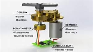 How Servo Motors Work  U0026 How To Control Servos Using