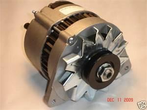 New High Output 100 Amp Alternator Lotus Esprit Eclat
