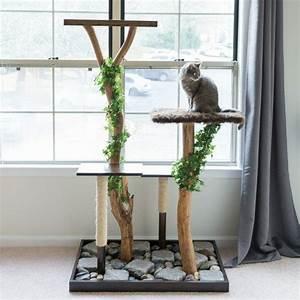 Kratzbaum Selber Bauen Zubehör : 65 besten kratzbaum bilder auf pinterest haustiere die katze und katzenm bel ~ Frokenaadalensverden.com Haus und Dekorationen